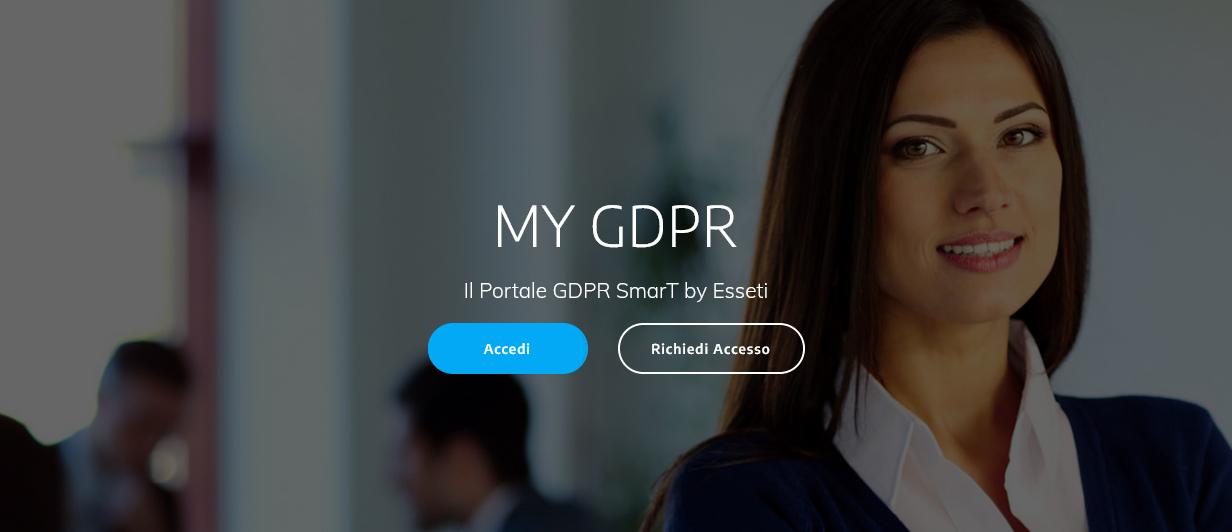 Il Portale Smart per la gestione della Privacy